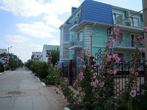 Котедж в Криму