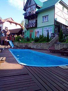 Відпочинок у Славську з басейном