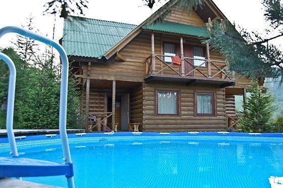 Отдых в Славском