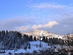 Зима у Славському