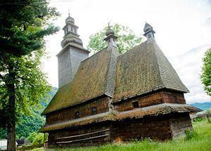 Колочава церква