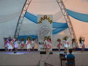 Дитячі табори в Сергіївці