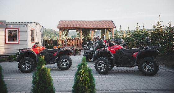 Оренда квадроциклів у Карпатах