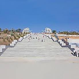 Чорноморськ пляжі фото