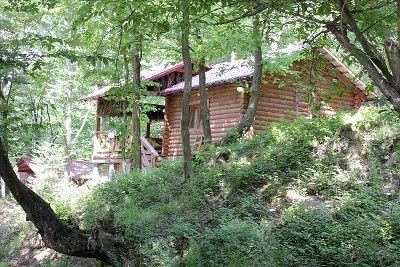 Карпати відпочинок на природі, «Лісова садиба»