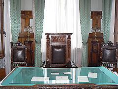 Лівадійський палац, робочий кабінет царя