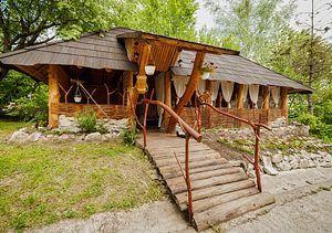 Відпочинок в Україні 2017, маєток «Сокільське»