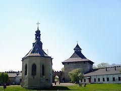 Меджибожский замок, замковая церковь