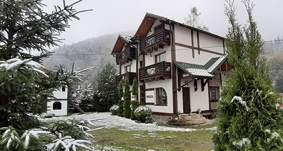 Готель з сауною Карпати