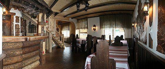 Готелі з банею в Карпатах
