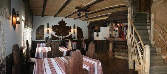 Готелі з сауною в Карпатах