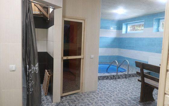Апартаменти з сауною