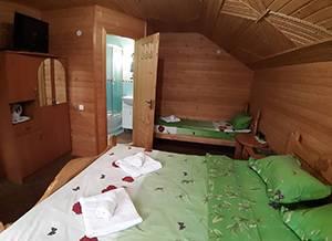«Гірська соната» Карпати сімейні номери
