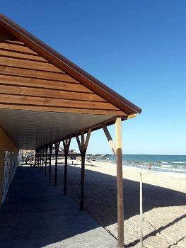 Кирилівка готелі на березі моря