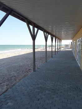 Степок Кирилівка готелі на березі