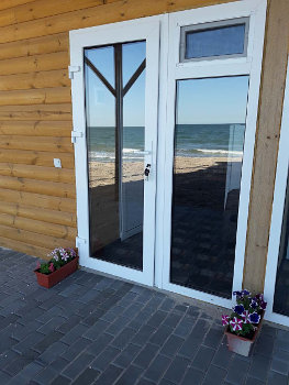 Кирилівка Степок готель біля моря