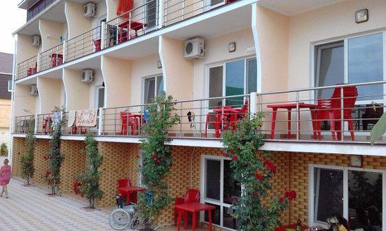 Міні-готель в Затоці Чорне море