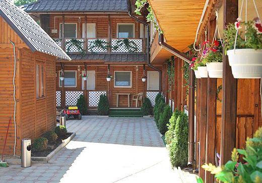 Мини-отель «Камилла», Затока