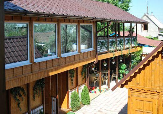 Міні-готель «Камілла», Затока