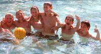 Дитячий табір на Дніпрі