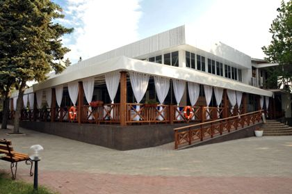 ОК «Прибій», Приморськ, їдальня