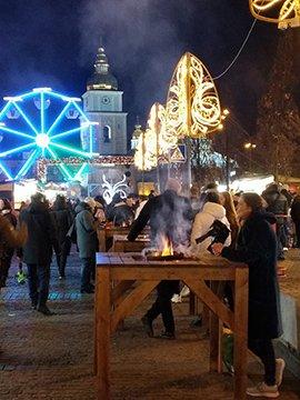 Київ відпочинок Новий рік