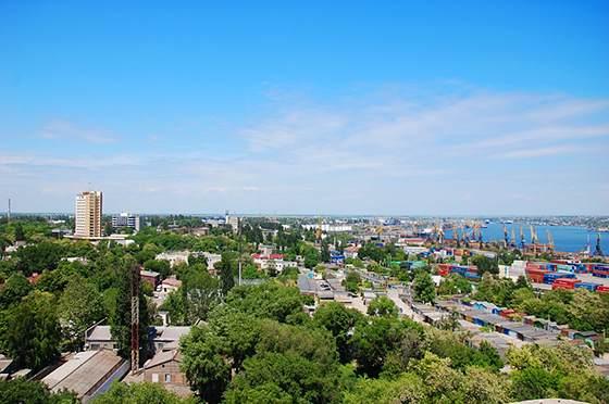 Черноморск фото