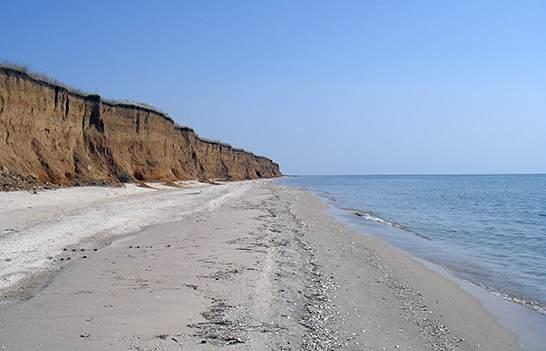 Степановка 1 пляж