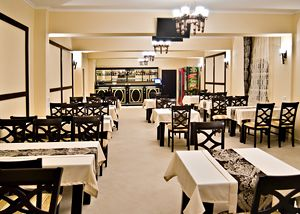 Ресторани в Шаяні