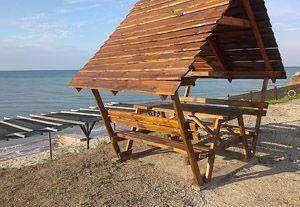 Відпочинок на Азовському морі