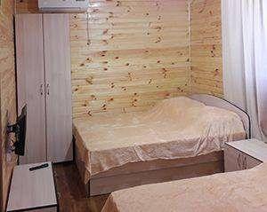 Готель на Азовському морі