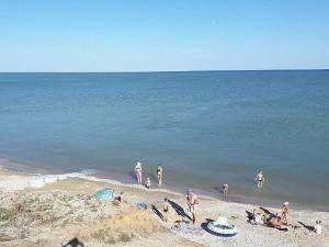 Степанівка 1 на Азовському морі