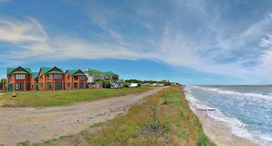 Готель Альбіон Кирилівка пляж