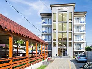Затока будівля готель Олександр
