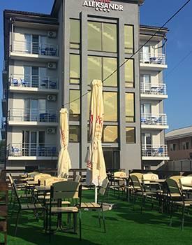 Затока готель Олександр номера на двох