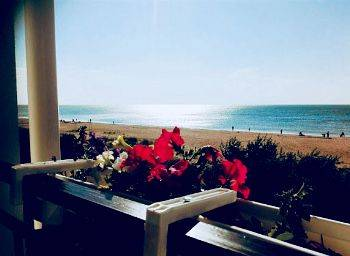 Затока житло на пляжі