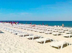 Готель на пляжі