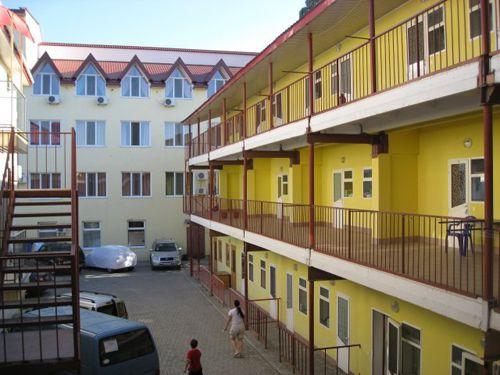 Готель «Амелія», Скадовськ