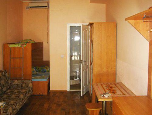Недорогий відпочинок на Чорному морі, готель «Амелія»