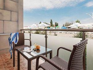 Затока аквапарк готель