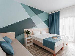 Готель Аквапарк Затока номер стандарт