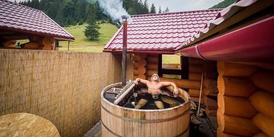 Відпочинок у Синевирській Поляні