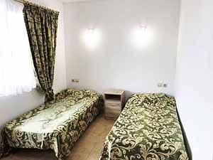 Острів Бирючий готель Атлантіс номери ціни