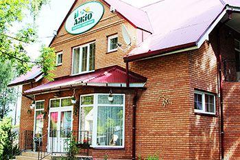 Готель в Колочаве