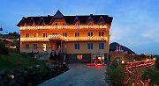 Відпочинок у Карпатах восени - готель «Благодать», Шаян