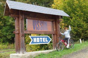 Гірськолижний готель в Карпатах