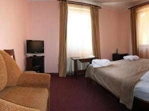 Красія готелі