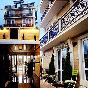 Чорне море готелі