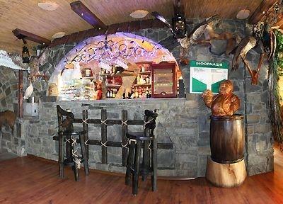 Ресторан в Карпатах