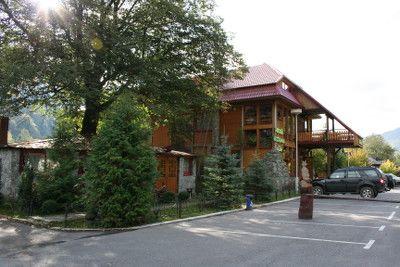 Готель в Карпатах «Едельвейс»